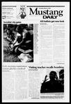 Mustang Daily, May 8, 2001