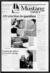 Mustang Daily, May 9, 2001