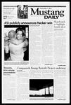 Mustang Daily, May 11, 2001