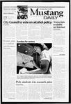 Mustang Daily, May 15, 2001