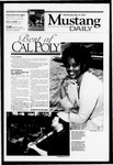 Mustang Daily, May 16, 2001