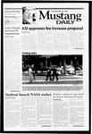 Mustang Daily, May 24, 2001