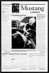 Mustang Daily, May 25, 2001