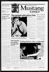 Mustang Daily, May 31, 2001