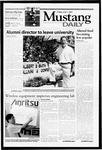 Mustang Daily, June 1, 2001