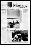Mustang Daily, June 4, 2001