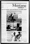 Mustang Daily, June 8, 2001