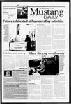 Mustang Daily, October 1, 2001