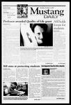 Mustang Daily, October 2, 2001