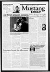 Mustang Daily, October 4, 2001