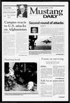 Mustang Daily, October 9, 2001