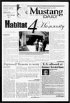 Mustang Daily, October 10, 2001