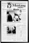 Mustang Daily, October 15, 2001