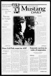 Mustang Daily, October 19, 2001