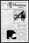 Mustang Daily, October 22, 2001