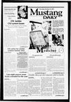 Mustang Daily, October 25, 2001