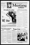 Mustang Daily, October 26, 2001