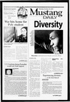 Mustang Daily, October 29, 2001