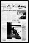 Mustang Daily, November 1, 2001