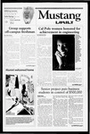 Mustang Daily, November 6, 2001