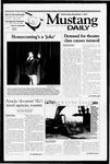 Mustang Daily, November 7, 2001