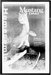 Mustang Daily, November 8, 2001