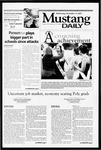 Mustang Daily, November 14, 2001