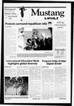 Mustang Daily, November 16, 2001
