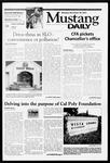 Mustang Daily, November 26, 2001