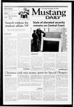Mustang Daily, November 29, 2001