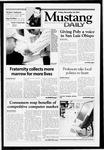 Mustang Daily, November 30, 2001
