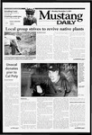 Mustang Daily, December 3, 2001