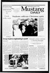 Mustang Daily, December 5, 2001