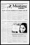 Mustang Daily, January 14, 2002