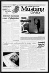 Mustang Daily, January 16, 2002