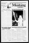 Mustang Daily, January 17, 2002