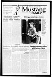 Mustang Daily, January 23, 2002