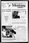 Mustang Daily, January 31, 2002