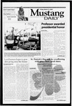 Mustang Daily, March 15, 2002