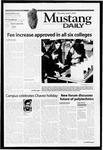 Mustang Daily, April 4, 2002
