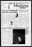 Mustang Daily, April 25, 2002