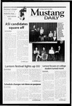 Mustang Daily, April 26, 2002