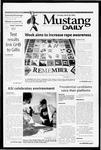 Mustang Daily, April 30, 2002