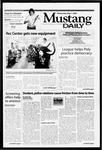 Mustang Daily, May 1, 2002