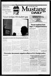Mustang Daily, May 2, 2002
