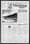 Mustang Daily, May 13, 2002