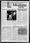 Mustang Daily, September 27, 2002