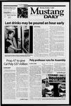 Mustang Daily, October 7, 2002