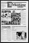 Mustang Daily, October 8, 2002