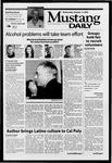 Mustang Daily, October 9, 2002